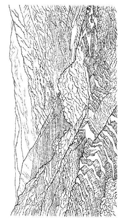 Banauc rice fields, Philippines coloring page