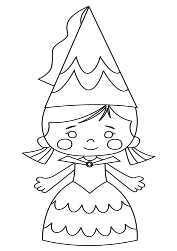 Chloes Magic Cabinet (17) coloring page