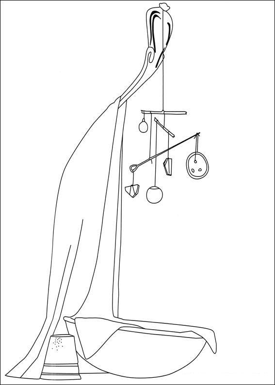 Despereaux (11) kleurplaat