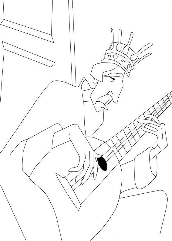Despereaux (17) kleurplaat