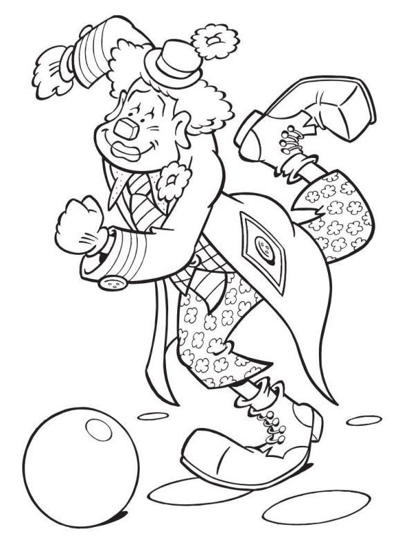 Dobus (12) coloring page
