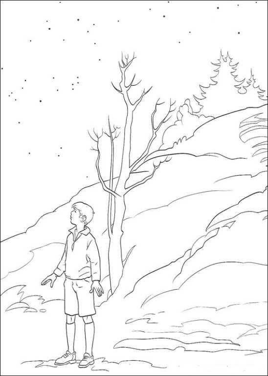 Edmund coloring page
