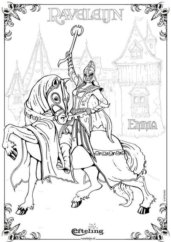 emma (1) målarbok