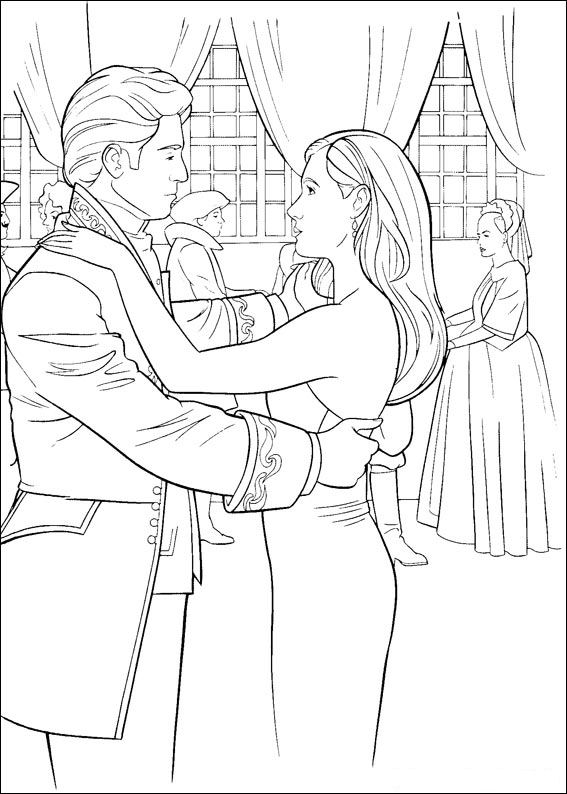 Enchanted (6) coloring page