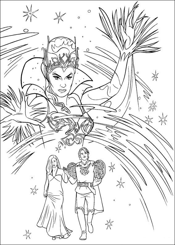 Enchanted (7) coloring page