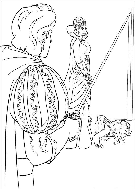 Enchanted (9) coloring page