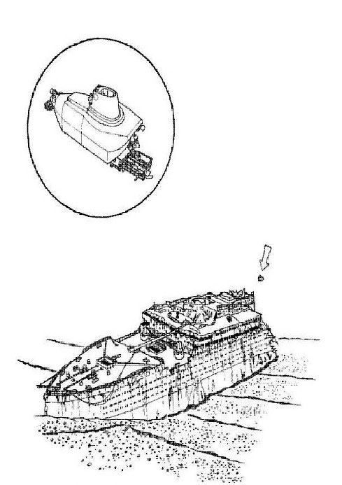 The wreck is found coloring page