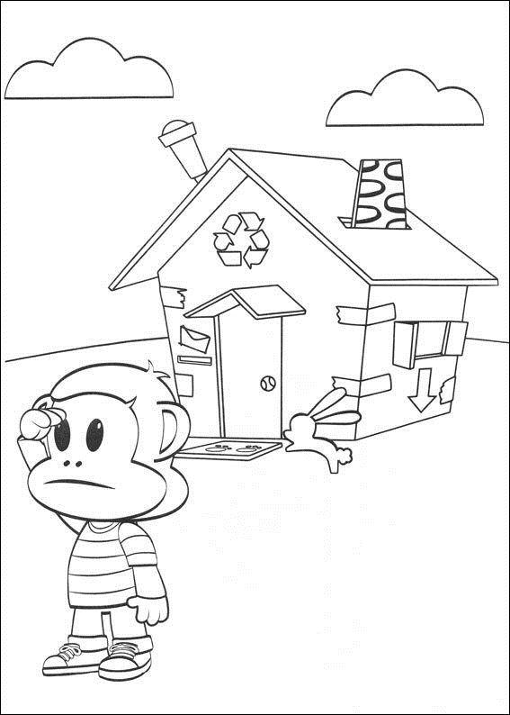 Julius Jr (15) coloring page