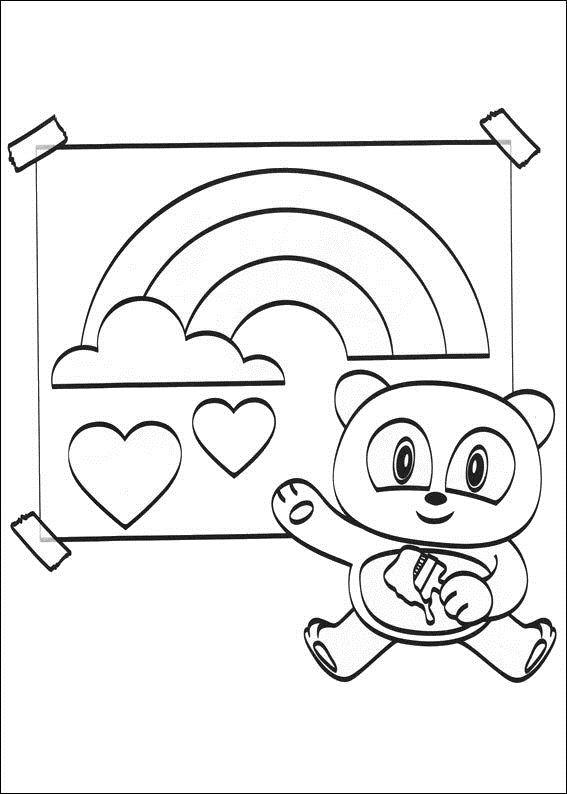 Julius Jr (16) coloring page