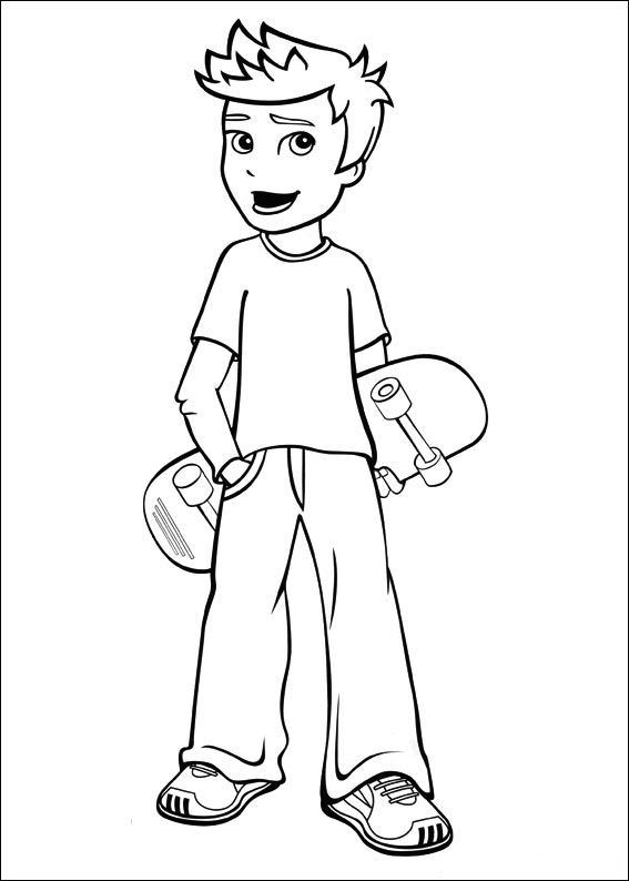 Polly Pocket (2) coloring page