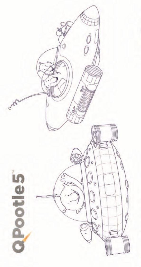 Pootle-Eddi coloring page