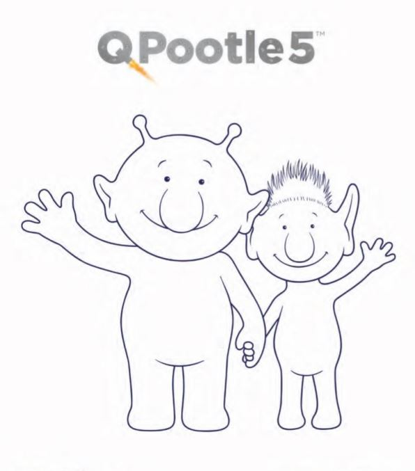 Pootle-Oopsy coloring page