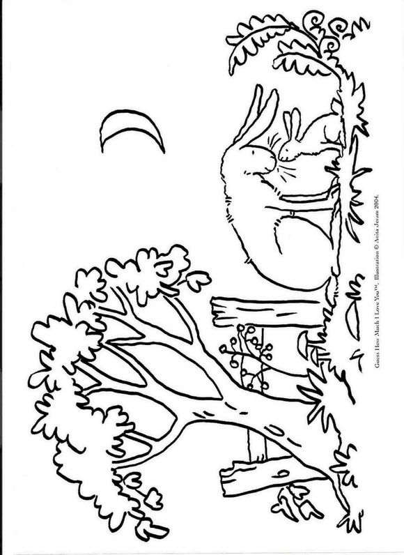 Guess how much (3) coloring page