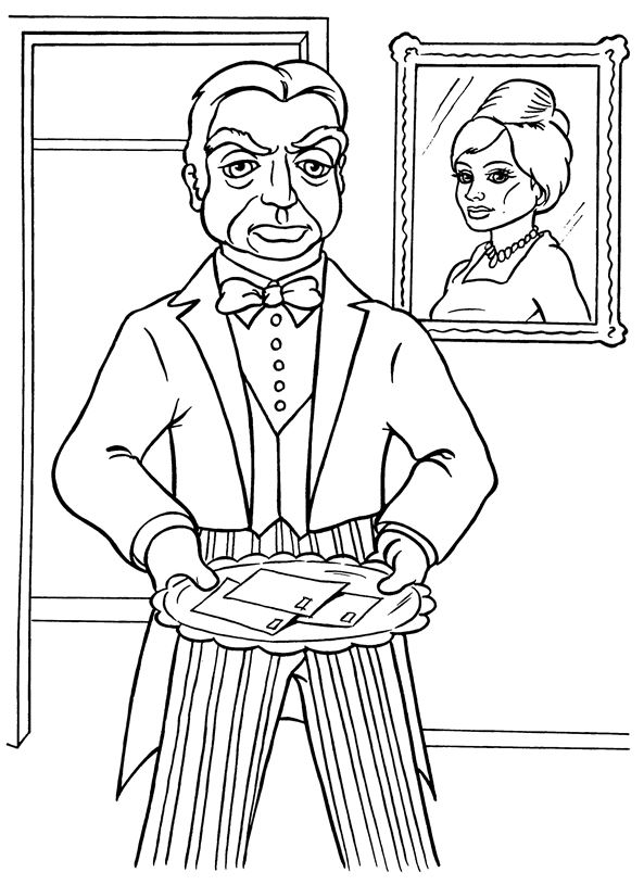 Thunderbids are go (11) coloring page