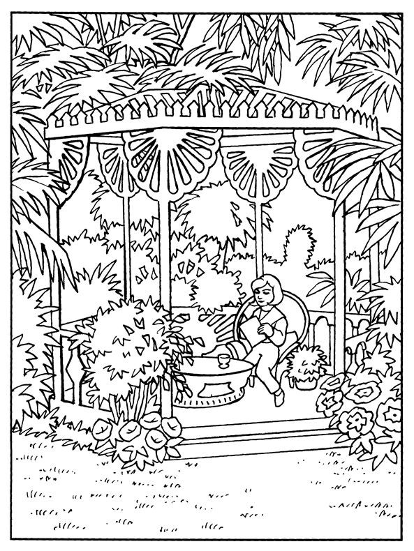 Thunderbids are go (4) coloring page