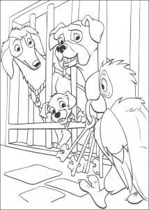 coloring page 101 Dalmatians (26)