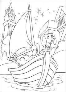 coloring page 101 Dalmatianer (27)