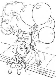boyama sayfası 101 Dalmaçyalı (31)