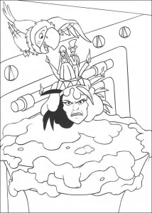 coloring page 101 Dalmatianer (33)