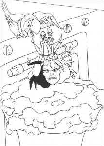 coloring page 101 Dalmatianer (33)