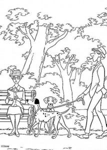 coloring page 101 Dalmatianer (36)