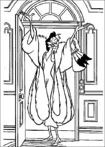 Malvorlage 101 Dalmatiner (4)