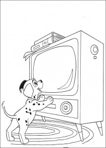 coloring page 101 Dalmatianer (49)