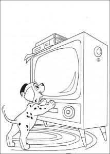 coloring page 101 Dalmatians (49)