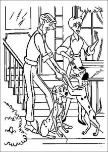 Malvorlage 101 Dalmatiner (5)