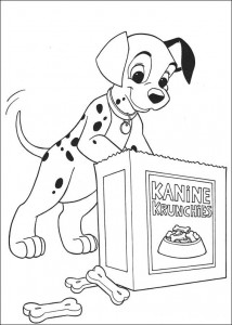 coloring page 101 Dalmatianer (52)