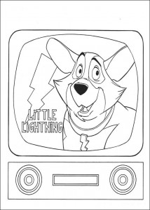 coloring page 101 Dalmatianer (56)