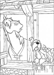 coloring page 101 Dalmatianer (9)