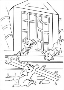 coloring page 102 Dalmatianer (10)