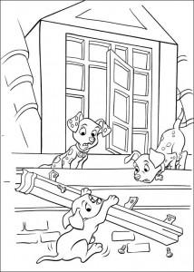 Malvorlage 102 Dalmatiner (10)