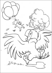 coloring page 102 Dalmatianer (16)