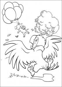 раскраска 102 Далматинец (16)