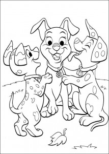 coloring page 102 Dalmatianer (18)