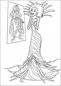 coloring page 102 Dalmatianer (19)