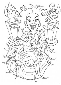 coloring page 102 Dalmatianer (20)