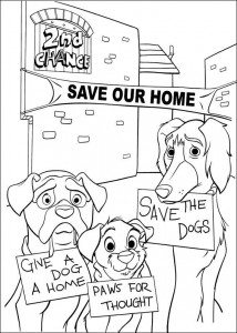 coloring page 102 Dalmatianer (7)