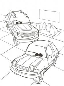 målarbok Acer och Grem