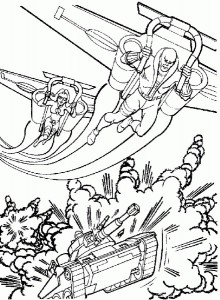 coloring page Action Man (17)