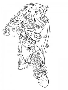 coloring page Action Man (4)