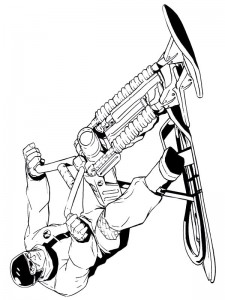 coloring page Action Man (6)