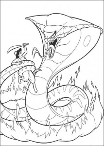 coloring page Aladdin (31)
