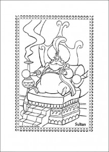 coloring page Aladdin (39)