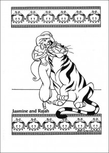 coloring page Aladdin (40)