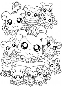 coloring page All Ham-Hams (1)