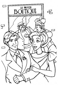 coloring page Anastasia (17)