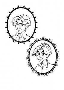coloring page Anastasia (37)
